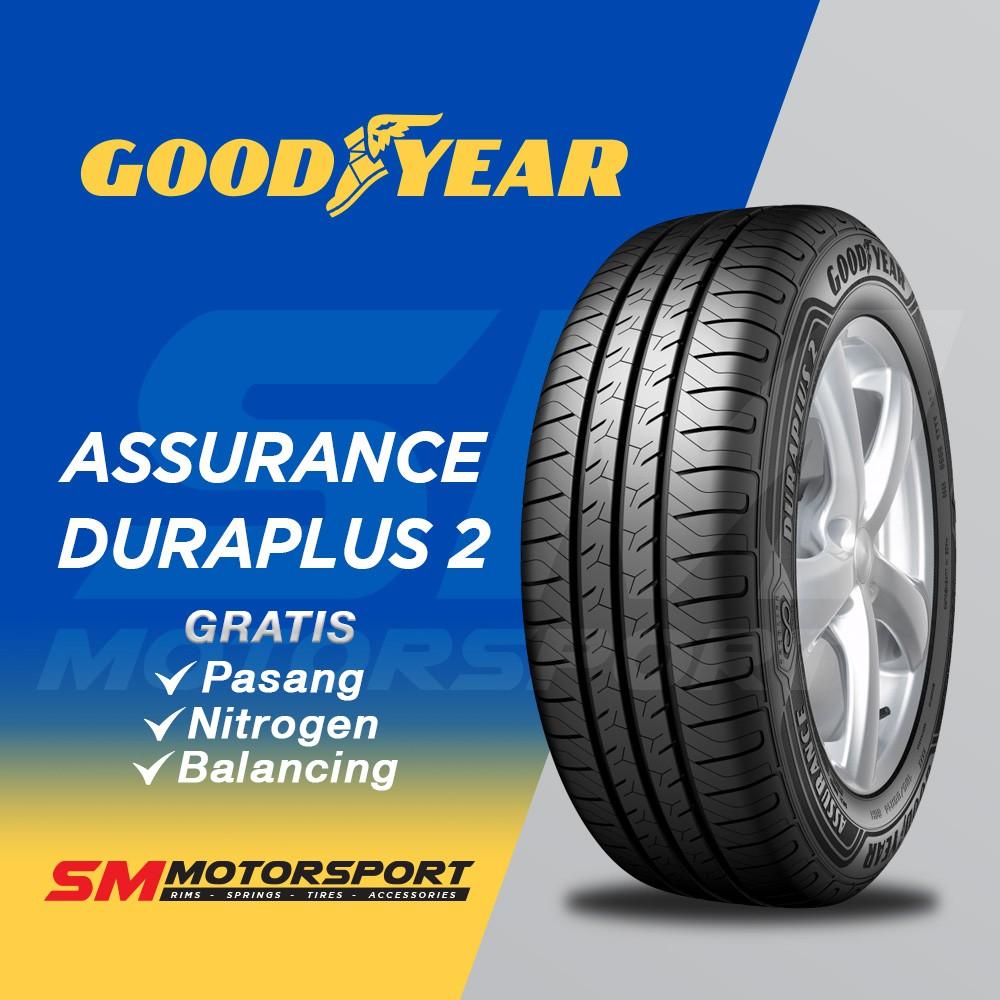 Ban Mobil Good Year Goodyear Assurance Duraplus 2 185 65 r15 15