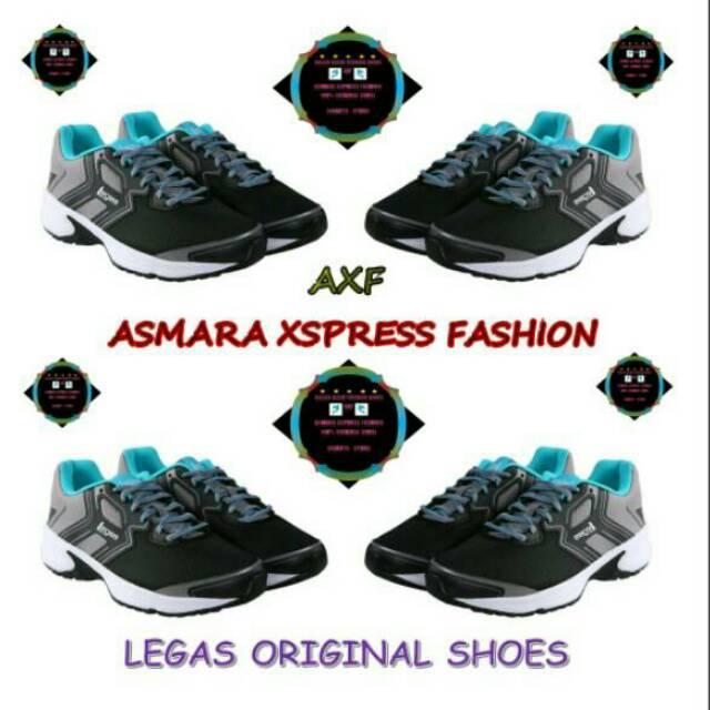 League Legas Original Series Ark 13 LA M Sepatu Lari Pria - High Risk  Red Blue Depth White  43fe971b58