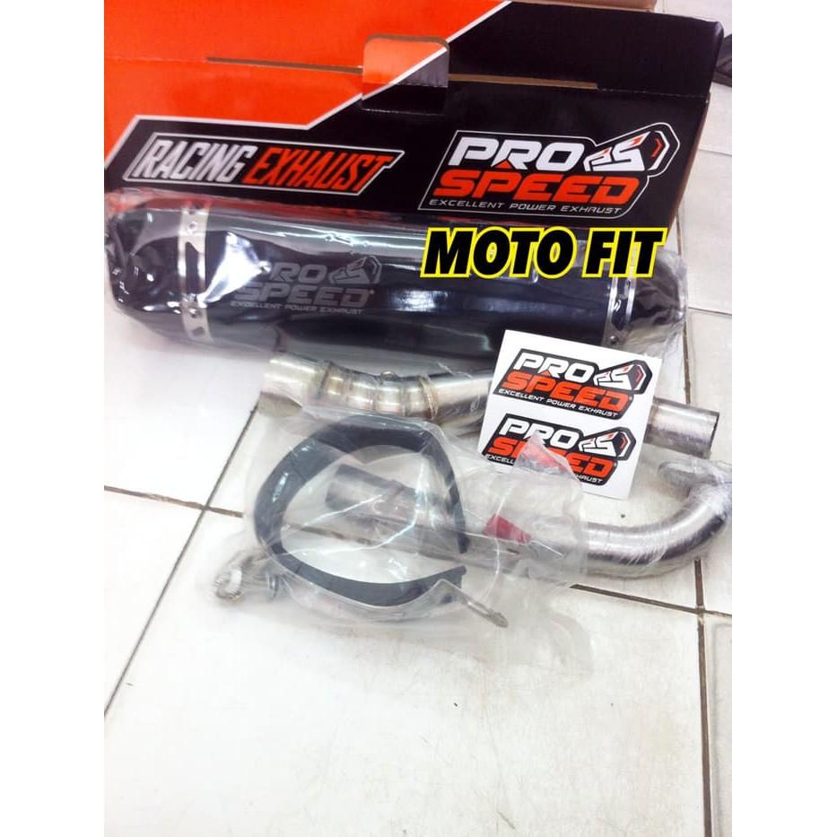 Prospeed Black Cnc Sonic Dan Supra Gtr150 Shopee Indonesia Mf Series Honda Sonic150r
