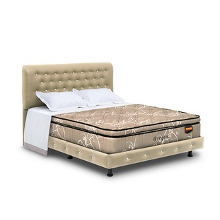 Musterring Set Kasur Spring Bed Stanford Pillow Top HB Asia | Shopee Indonesia