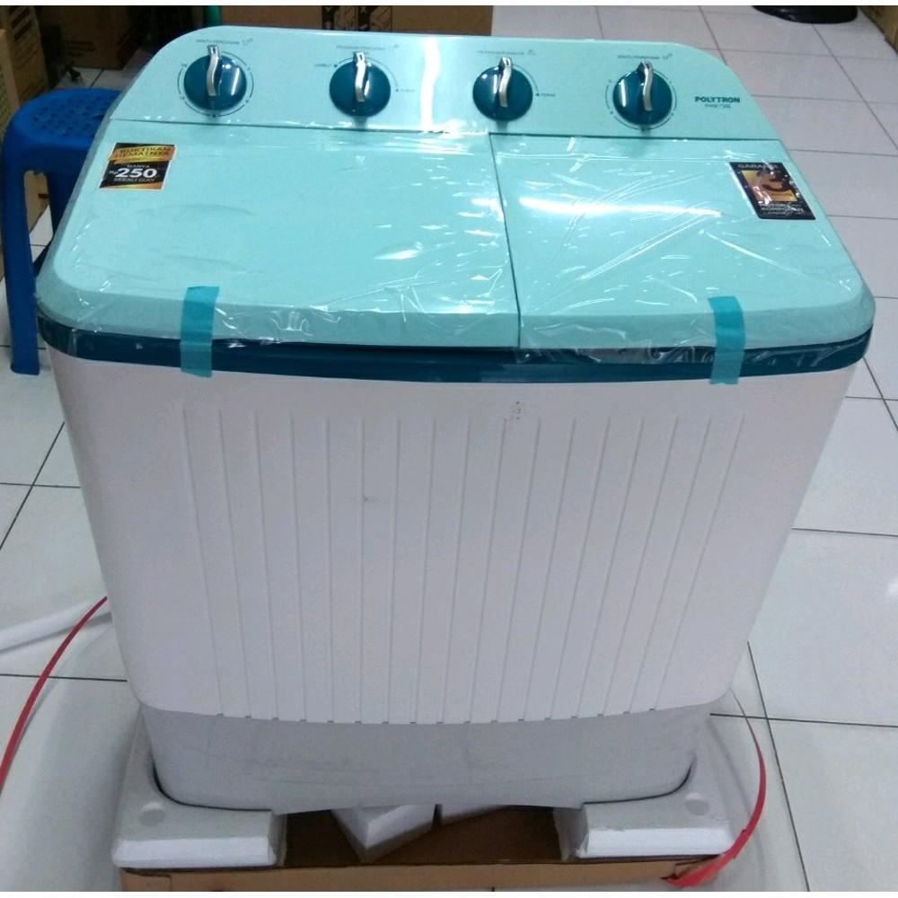 Mesin Cuci Aqua Qw 751 Xt Kaps 7kg Jabodetabek Shopee Indonesia 2 Tabung 9kg Qw980xt Putih Free Ongkir