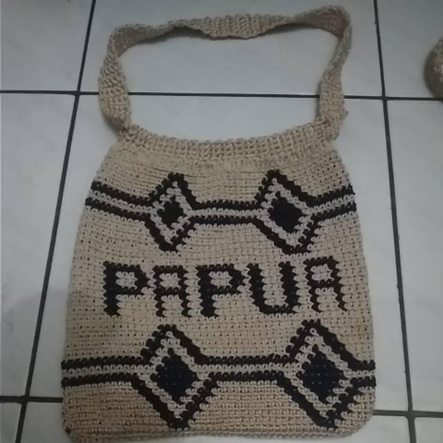 Noken Timika Papua Shopee Indonesia