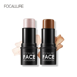 Focallure Highlighter & Contour 4 Warna