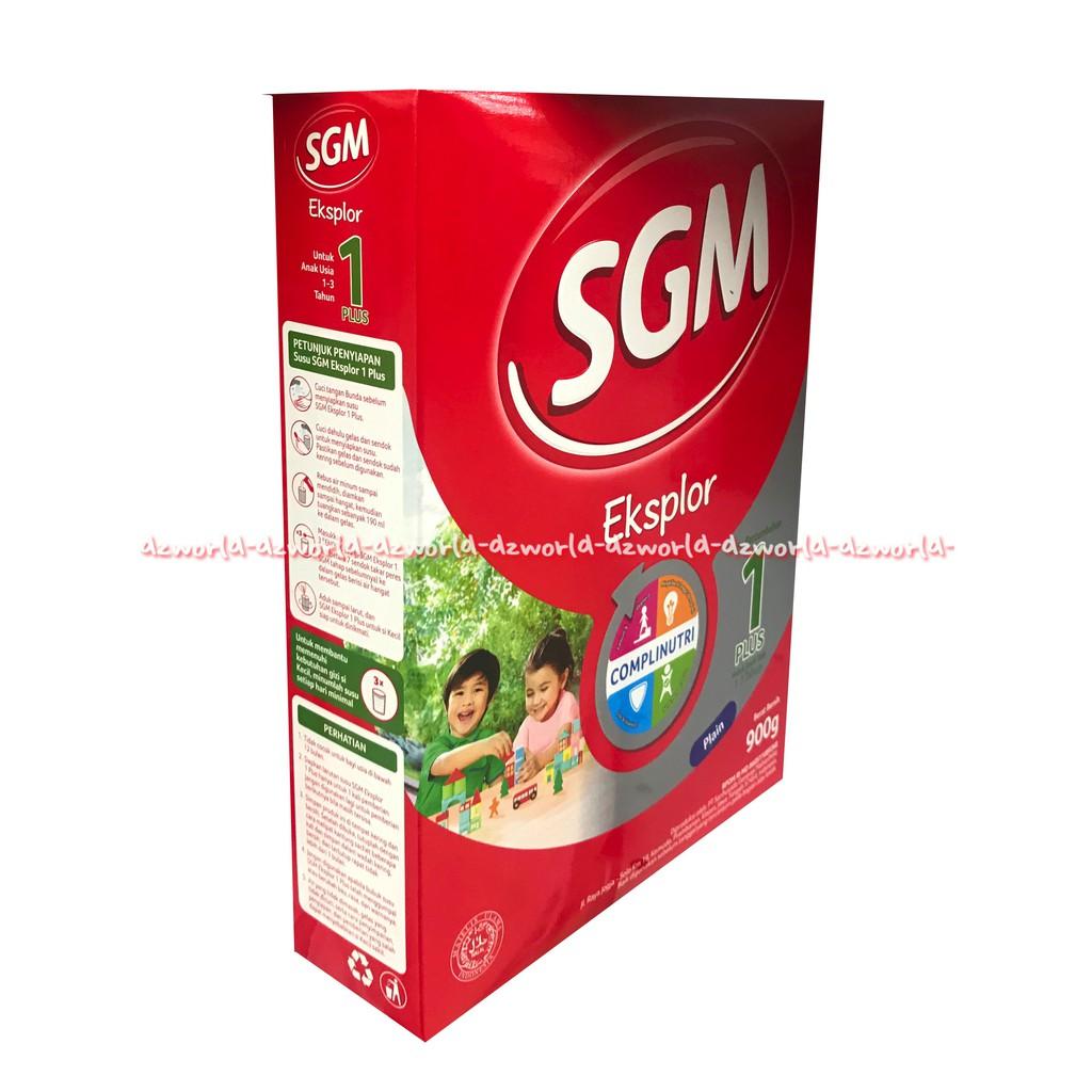 Sgm Eksplorer Fruity 1plus Buah Sayur Hijau Usia 1 3tahun 400gr Ananda Ph Pro 3 Tahun Shopee Indonesia