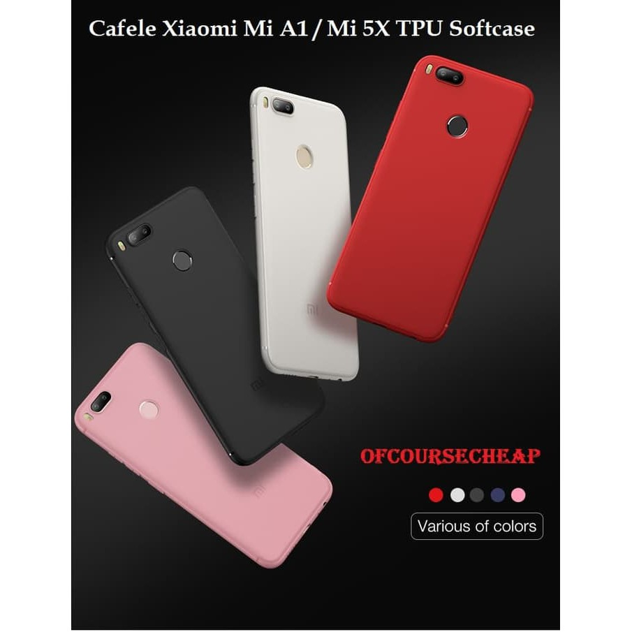 Cafele Xiaomi MiMix2 Mi Mix 2 - Ultra Thin TPU Soft Case [ORIGINAL] | Shopee Indonesia