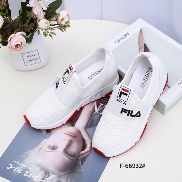 23efab5b53 Sepatu Fila Sneakers F-66932/932 Semi Premium.   Shopee Indonesia
