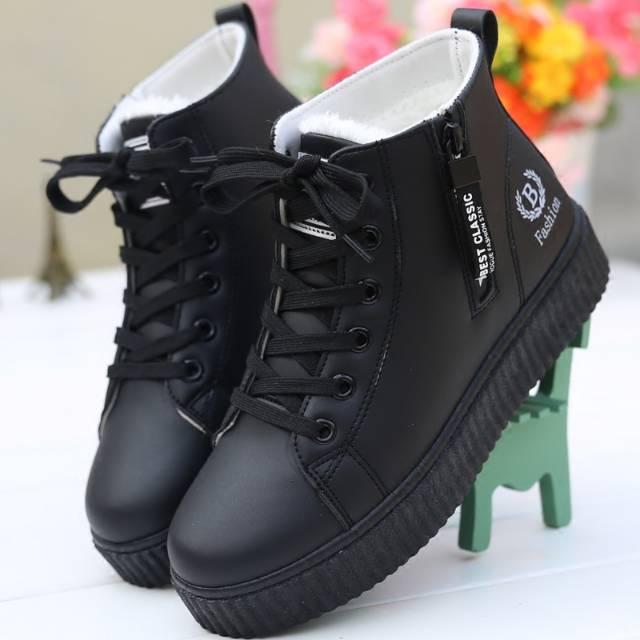 """READY STOCK"" Sepatu wanita boot best classic"