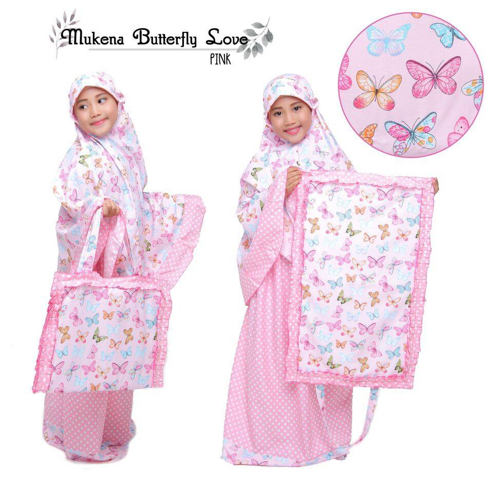 Belanja Online Mukena Fashion Muslim Shopee Indonesia Mukenah Jumbo Cinde