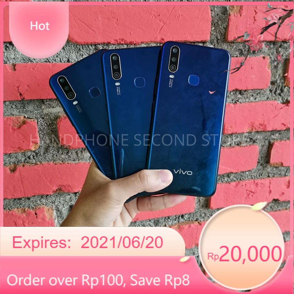 HANDPHONE HP VIVO Y12 3/32GB HP AJA SECOND SEKEN BEKAS MURAH