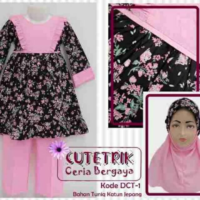 Elbi Fiola Dress Baju Muslim Anak Balita Page 6 Daftar Update