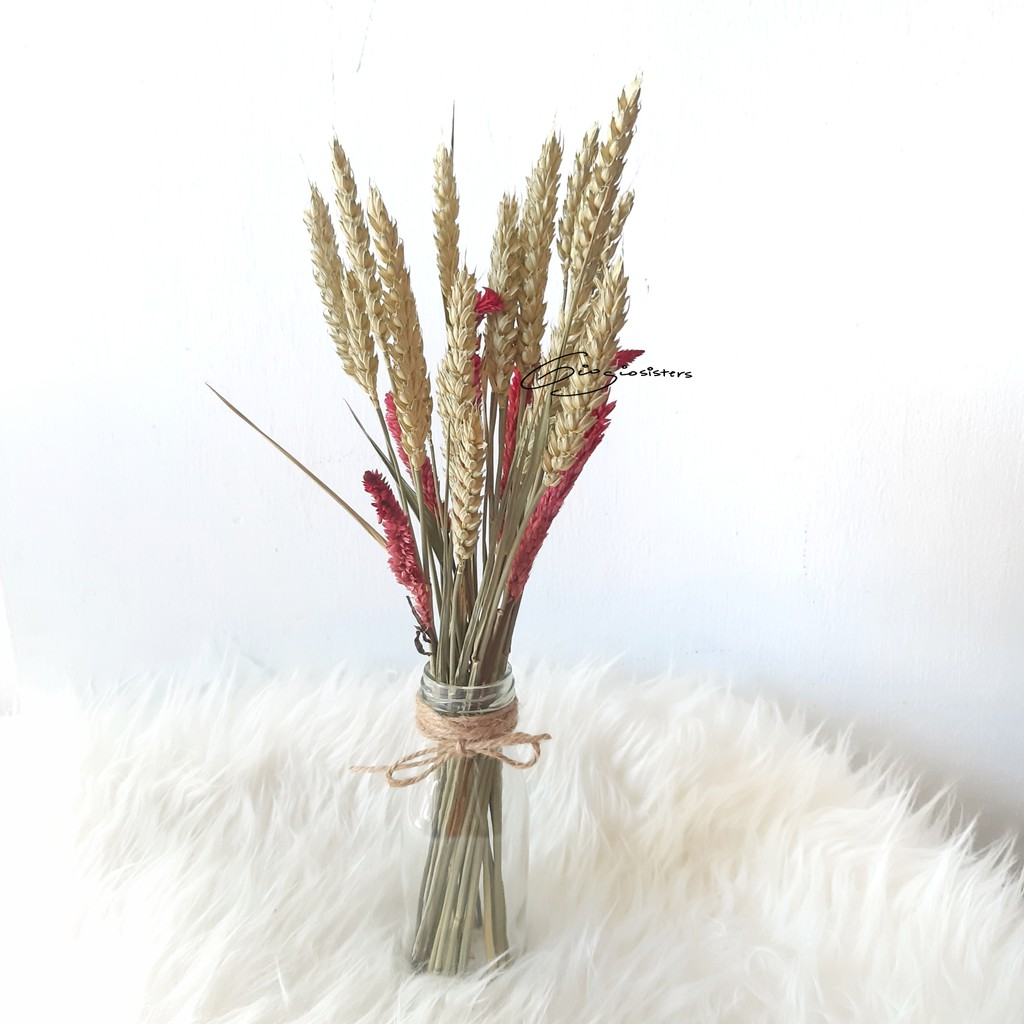 Simple Vas Bunga Kaca Vase Glass Gelas Kaca Rustic Vase You C 1000 Shopee Indonesia