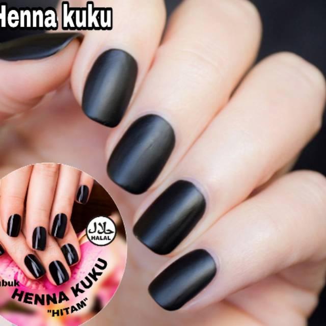 Bubuk Henna Kuku Shopee Indonesia