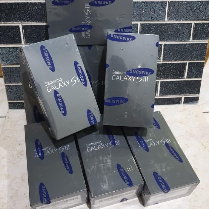 SAMSUNG GALAXY S3 RESMI SEIN - BARU STOK LAMA [ HP / Tablet ]