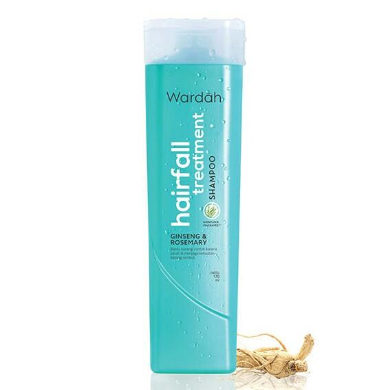 WARDAH SHAMPOO 170ML-Hairfall Treatment