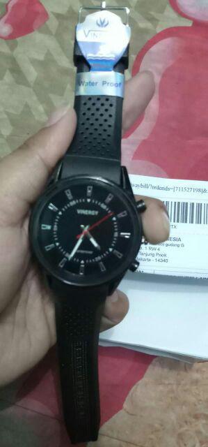 Jam Tangan Pria Digital LED Light Strap Karet Sports Men Wrist Watch. Source · Kualitas