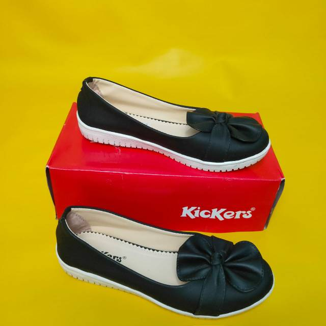 Sepatu Kicker Wanita Sepatu Panses Sepatu Kickers Sepatu Slip On