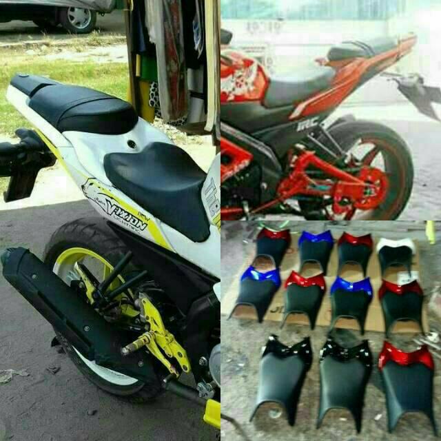 Jok Pisah Yamaha New Vixion Shopee Indonesia