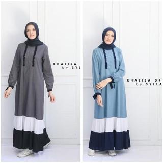 dress+Atasan+Fashion+Muslim+Blouse+Abaya - Temukan Harga dan Penawaran  Online Terbaik - Oktober 2018  dc4a8b1c0c