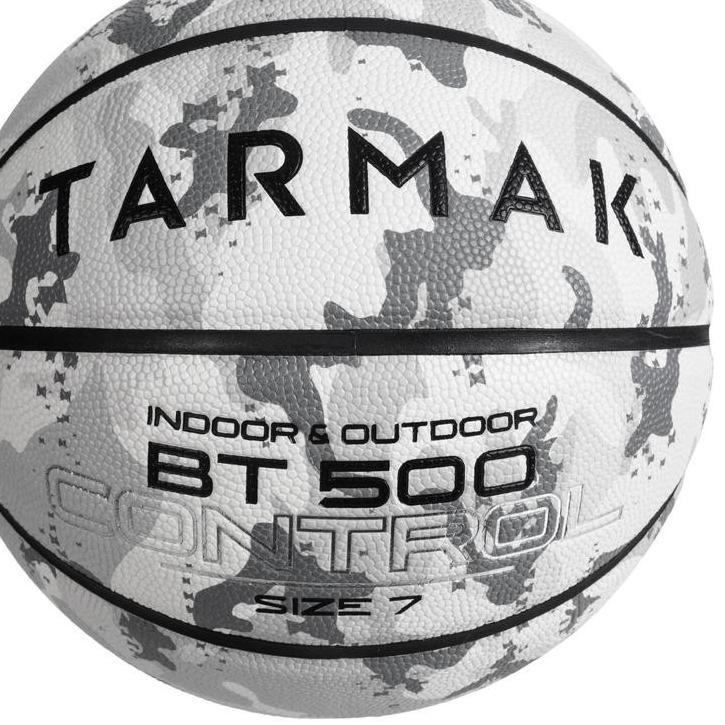 Harga Murah Bola Basket Tarmak R500 Size 7 Fiba Official Rubber Bola Basket Karet Outdoor Hardgrou Shopee Indonesia