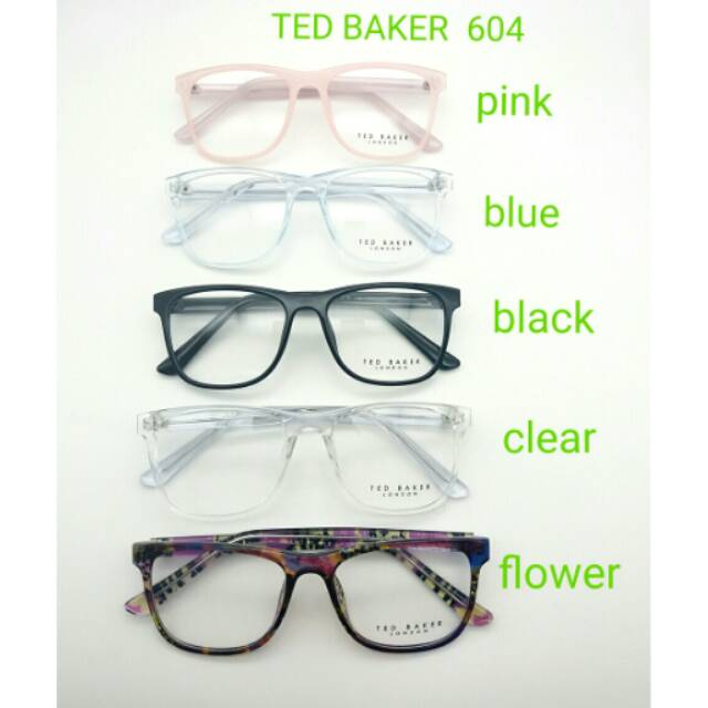 Kacamata ted baker London second authentic  518fd4bb6e