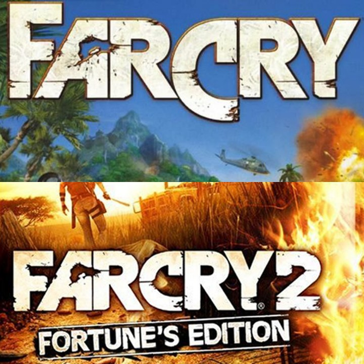 Farcry Classic Fc Far Cry Bundle Pack Shopee Indonesia