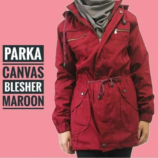 Long Parla Coat Jaket Hijab Alila  3c0f4ac219