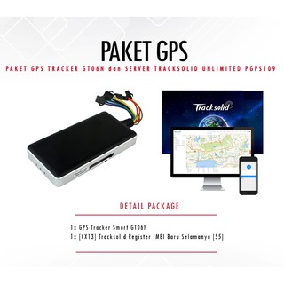 GPS TRACKER GT06N | Server Tracksolid Unlimited | ORIGINAL CONCOX