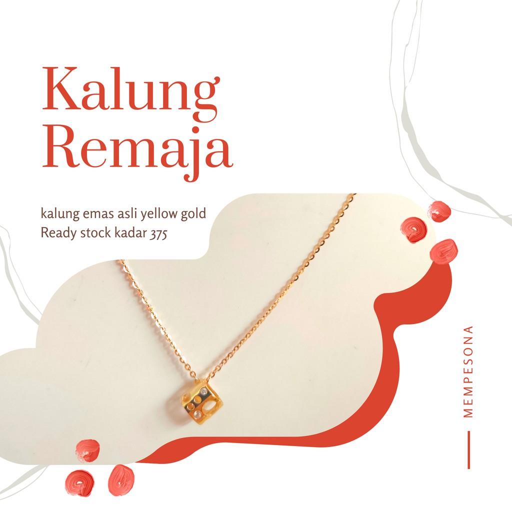 Harga Emas 375 Terbaik Logam Mulia Aksesoris Fashion Januari 2021 Shopee Indonesia