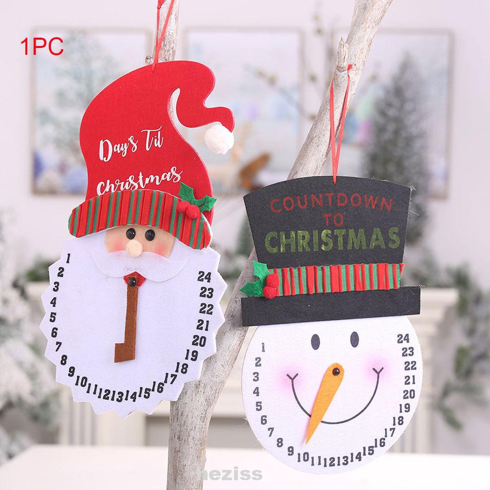 Ornaments Holiday Party Craft Kids Festival Cute Decorative Gift Home Christmas Pendant Shopee Indonesia