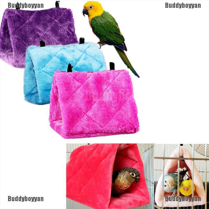 Large bird toys chew parrot grinding colored emery stand cage cockatiel·parakeet