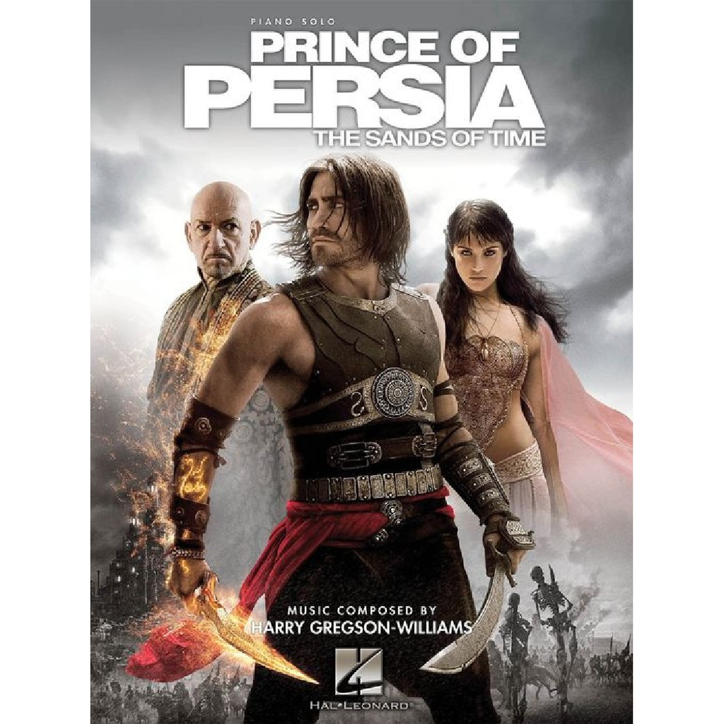 Buku Piano Prince Of Persia The Sands Of Time Shopee Indonesia