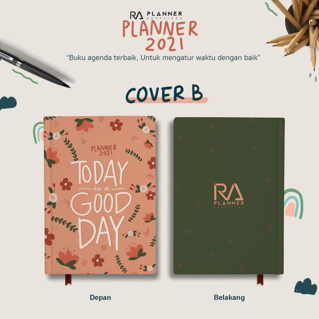 Promo 12 12 Ready Stock Planner Book 2021 Buku Agenda 2021 Ra Planner 2021 Shopee Indonesia