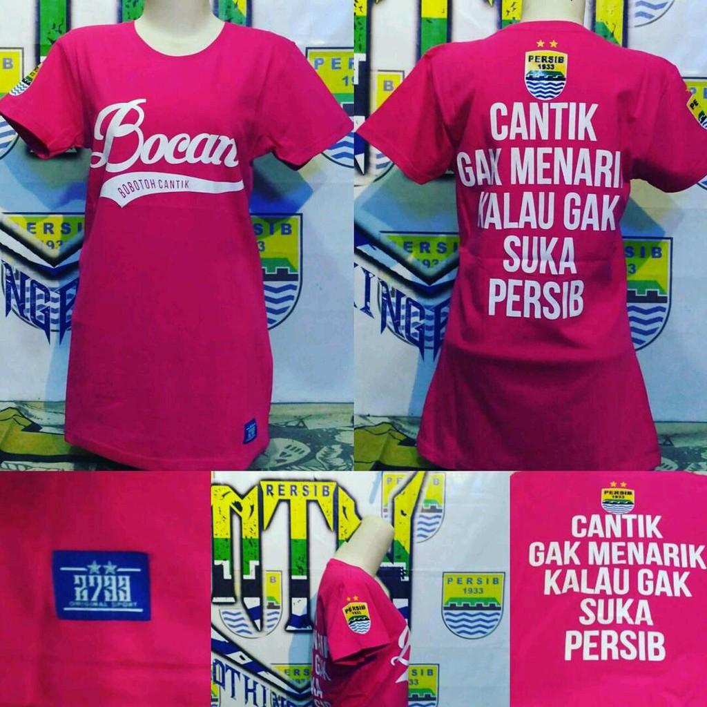 Baju persib biru cewek | Shopee Indonesia -. Source · kaos persib gadis tribun warna