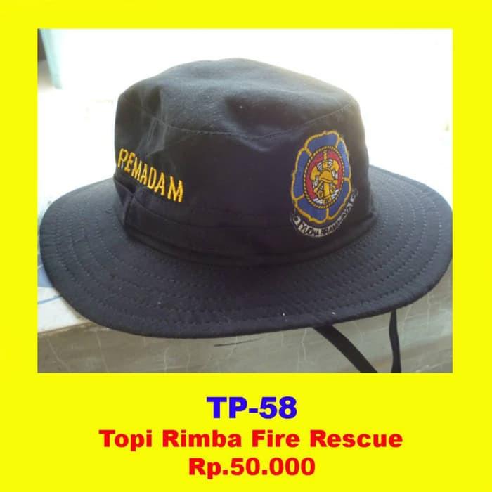 Topi pemadam kebakaran  ba616346cc