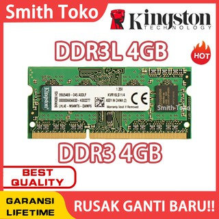 Ram laptop Kingston SODIMM DDR3L 4GB 1600 1333 DDR3 4GB 1600 1333 DDR3 12800 10600 DDR3L 12800 10600