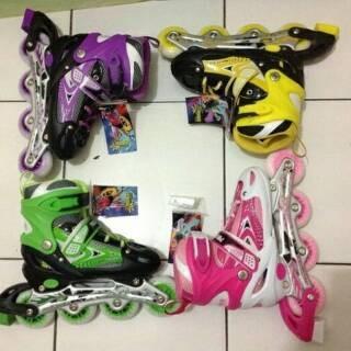 Sepatu Roda Anak Inline Skate Murah Power Line PL 5800 - Biru ... 2fcdb12705
