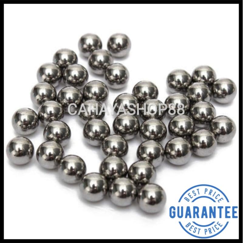 Steel Ball Pelor Bearing Uk 2 5mm Harga per 100 Pcs