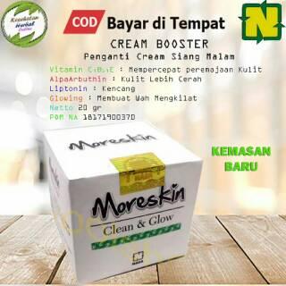 Promo Moreskin Clean Glow Ori By Nasa Shopee Indonesia