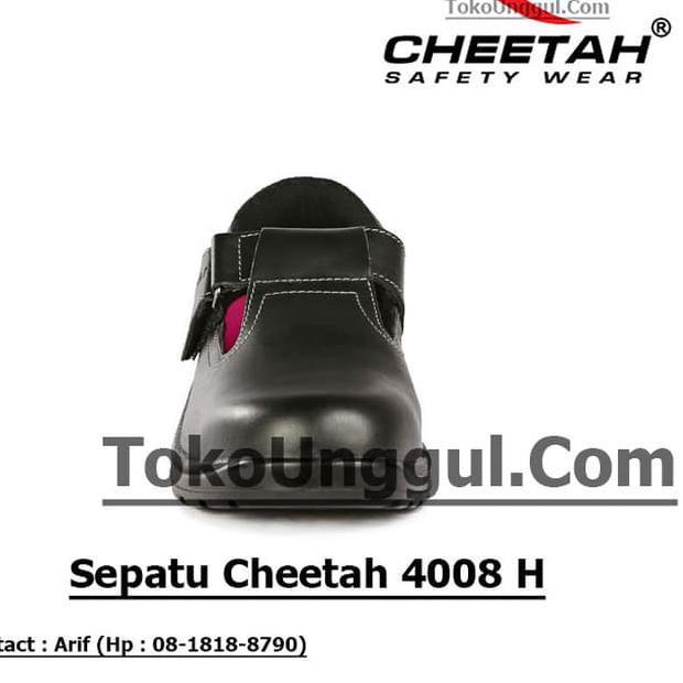 Sepatu Safety - Cheetah 4008H for woman girl  9e10a40360