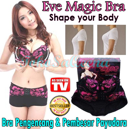 bh pembesar payudara Eve magic bra alat pembesar payudara alat pengencang pantat bh pembesar dada |
