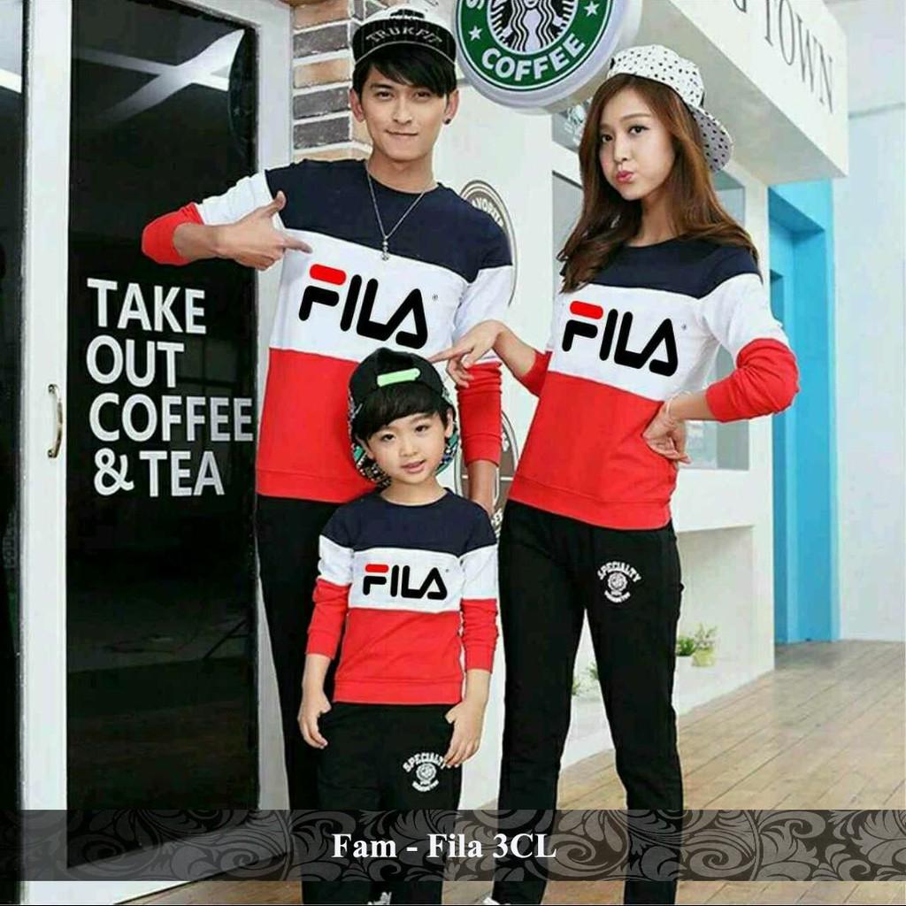 baju fila - Temukan Harga dan Penawaran Pakaian Anak Laki-laki Online  Terbaik - Fashion Bayi   Anak Maret 2019  370423456f