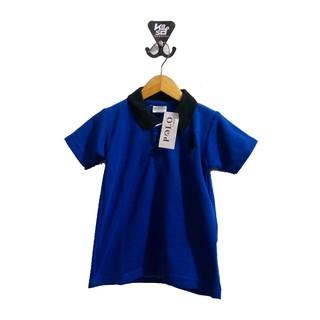 Ready Size Kaos Polo Anak Polos Kaos Muspo Kemeja