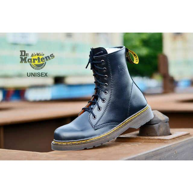 SEPATU BOOT PRIA DAN WANITA DR MARTENS UNISEX DOCMART HIGH BOOTS | Shopee Indonesia