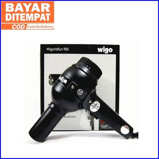 Hair Dryer Wigo Taifun 900- Hitam thumbnail