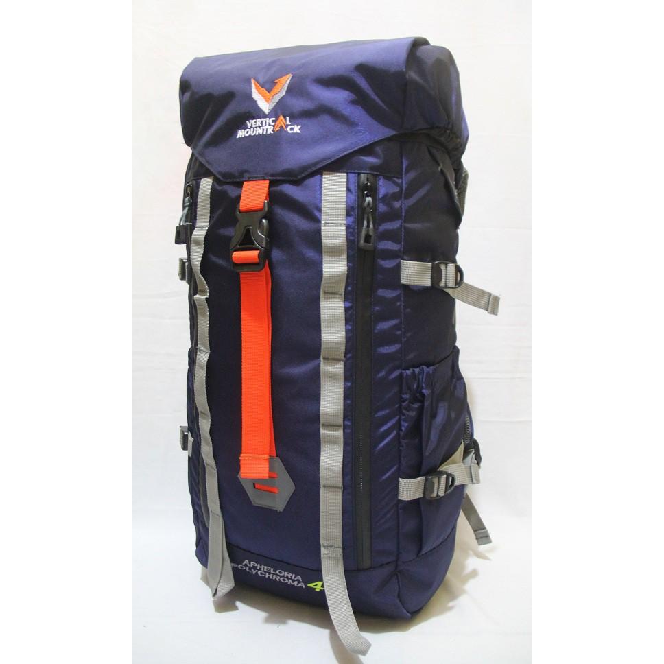 Mysun Id Tas Gunung Hiking Adventure Trekking Carrier Daypack Consina Algarve Hitam Kuning Trd 004 Shopee Indonesia