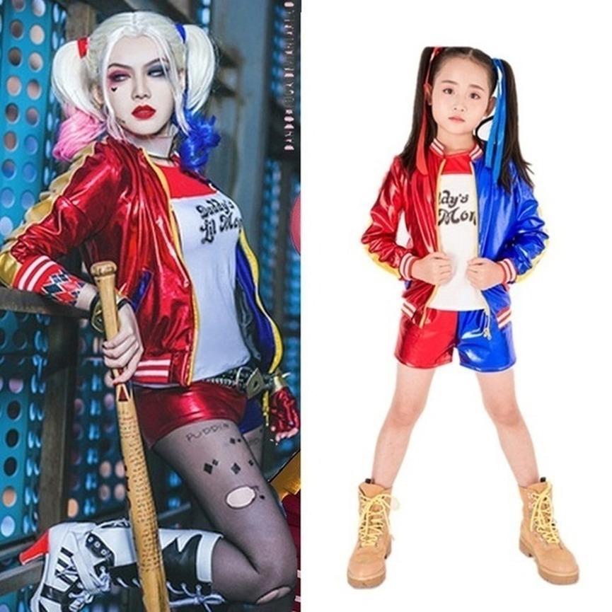 Harley Quinn Cosplay-Kamera