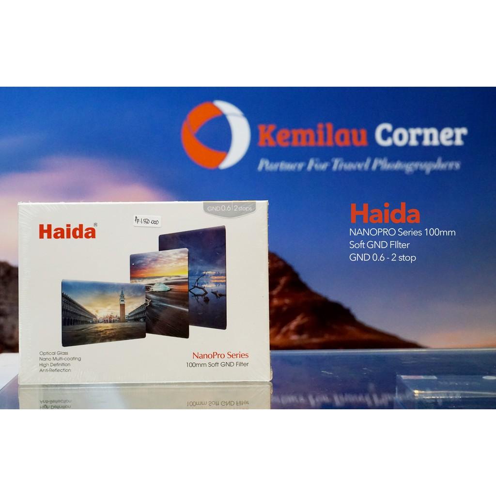 NiSi 70x100mm Nano IR Hard GND Filter GND8 0 9 3 Stop TerMurah | Shopee Indonesia