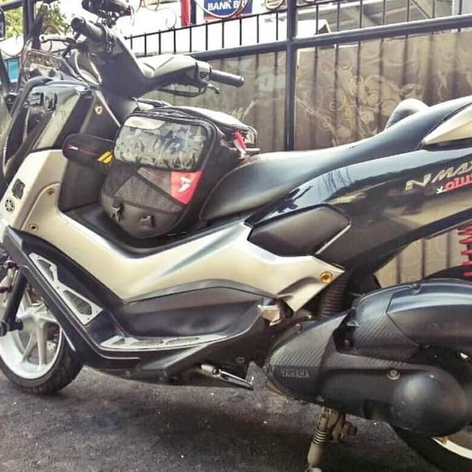 sedia selalu gaes scooter tunnel bag 7gear untuk nmax dan segala jenis matic baik kualitasnya