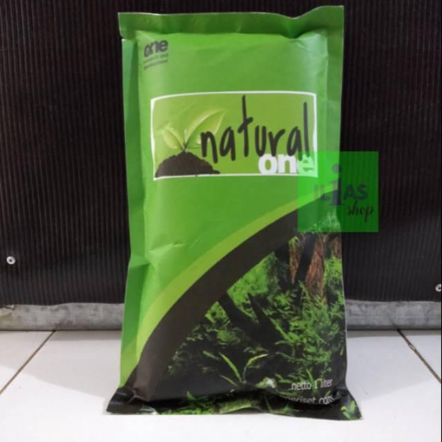 NATURAL ONE Naturalone Pupuk Dasar Aquascape 1L | Shopee ...