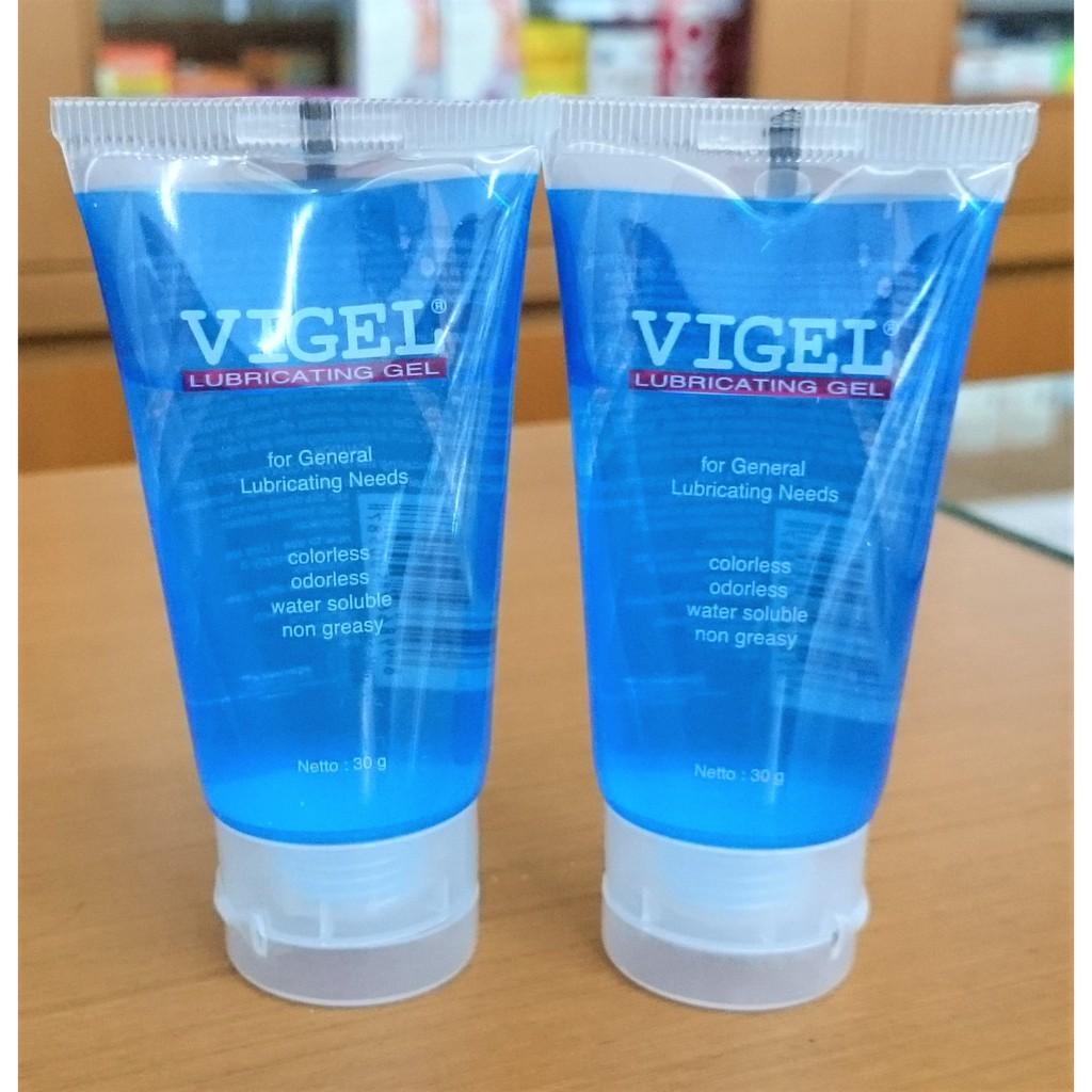 Vigel Lubricant Gel 30 Gr Shopee Indonesia Durex 50ml Pelicin Pelumas